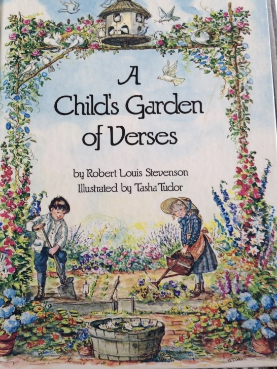 Stunning Children'S Garden Poems Picture637