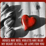 Stunning Cute Roses Are Red Poems Image724