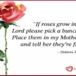 Stunning Flower Poem For Mom Pic836
