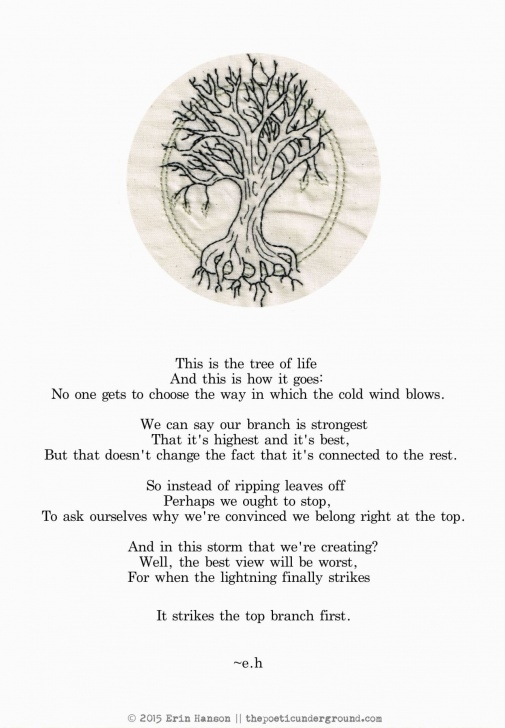 Stunning Poems About Trees And Life Image960
