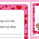 Stunning Rose Is Red Violet Are Blue Pic600