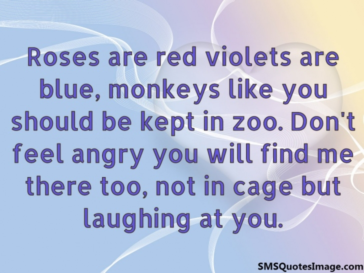 Stunning Roses Are Red Violets Are Blue Nice Poems Picture001