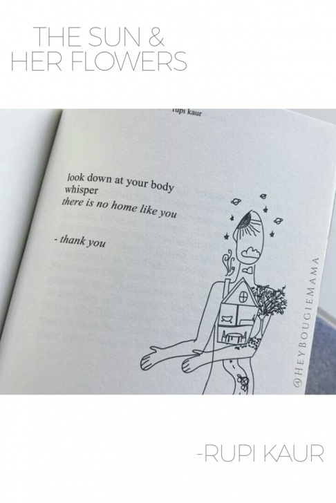 Stunning Rupi Kaur Flower Poem Picture013