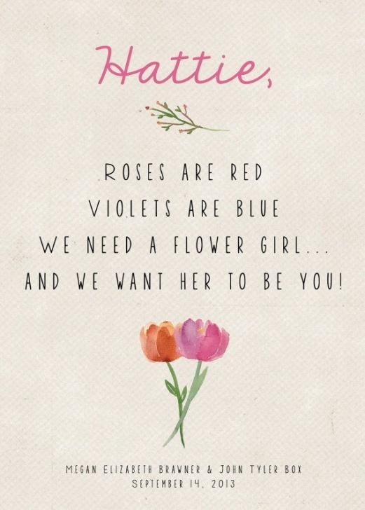 Stunning She Is A Flower Poem Pic824
