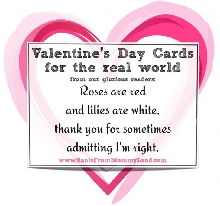 Stunning Valentine'S Day Roses Are Red Funny Picture034