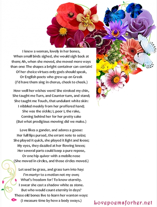 The Best English Poem About Flowers Picture628