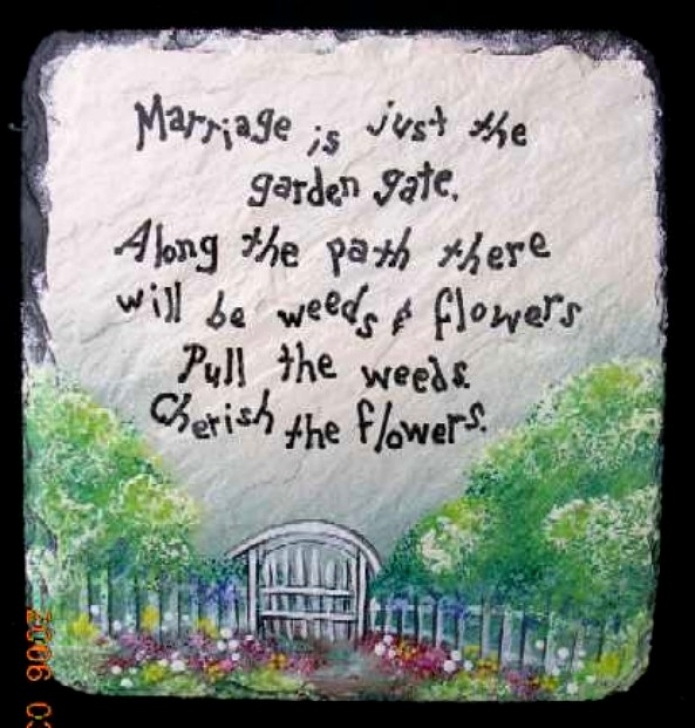 The Best God'S Flower Garden Poem Image500