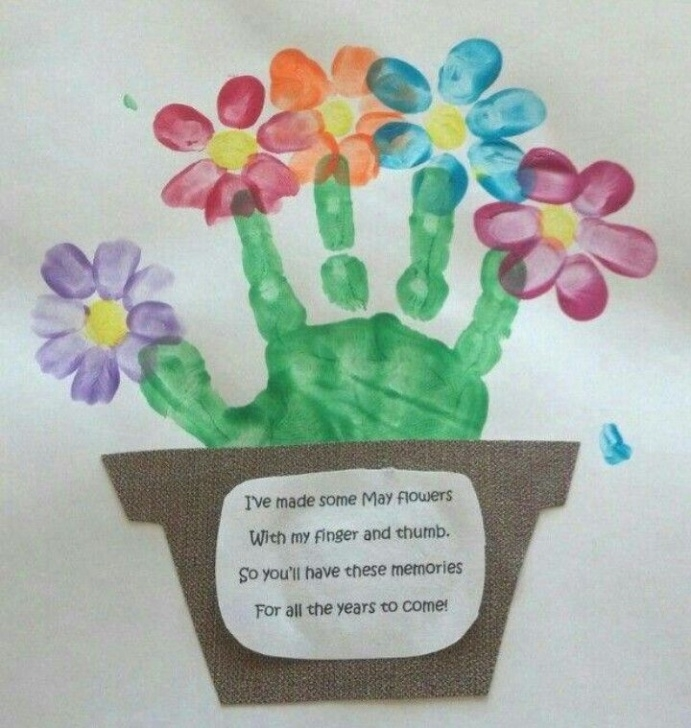 The Best May Flowers Poem Picture242