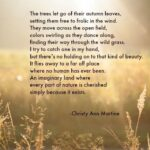 The Best Poem About Trees And Nature Picture714