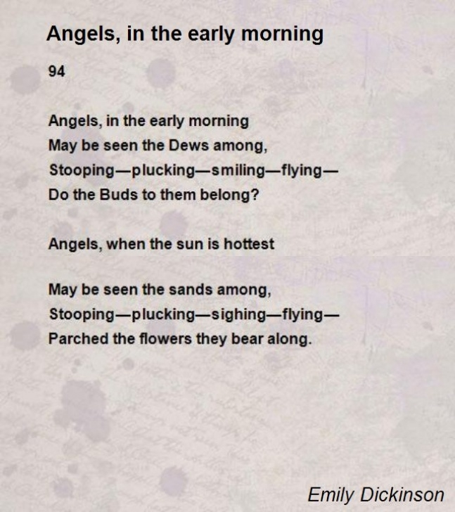 The Best Poem By Emily Dickinson About A Bird In Her Garden Picture186