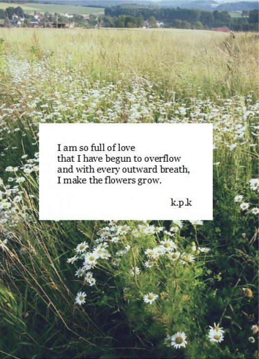 The Best Poems About Flowers And Love Pic521