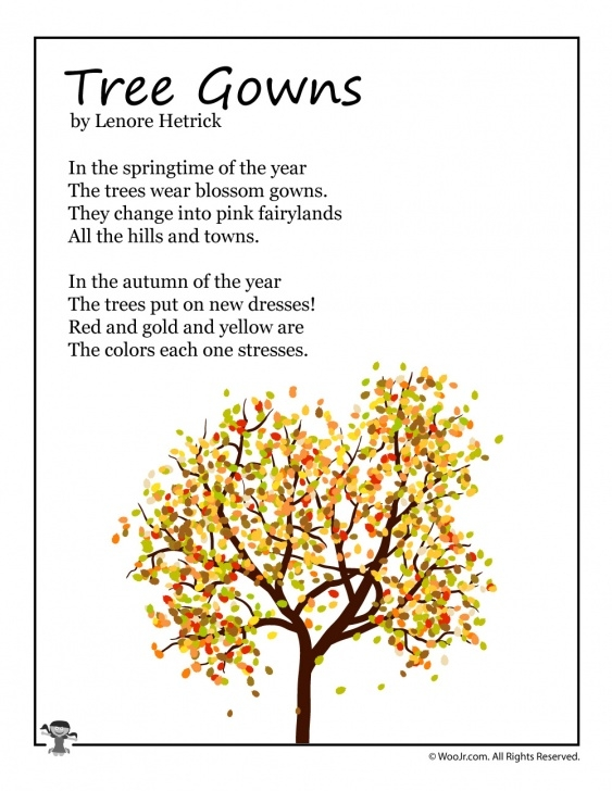 The Best Poems About Trees Photo438