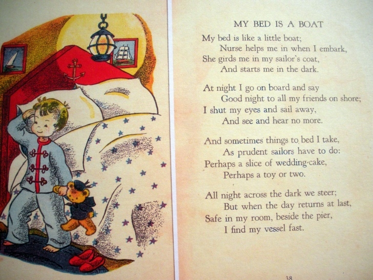 The Best Robert Louis Stevenson Poems For Children Photo110