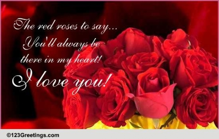 The Best Roses Are Red Thank You Poems Picture509
