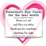 The Best Valentine Day Roses Are Red Poems Image444