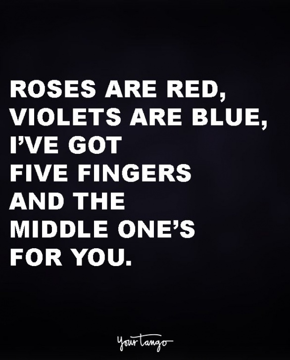 Top Good Roses Are Red Violets Are Blue Pic930