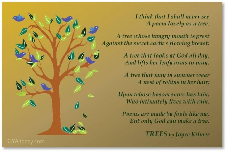 Top Oak Tree Poems Strong Pics115
