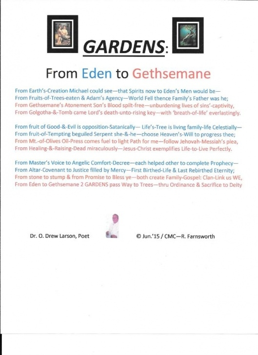 Top Poems About Garden Of Eden Picture698