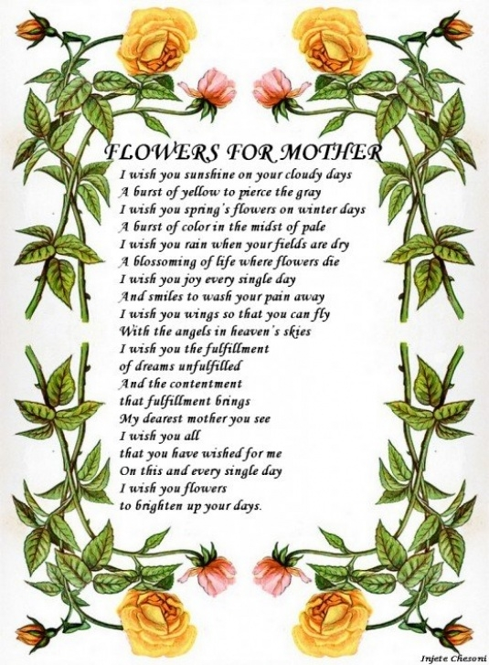 Top Poetry And Flowers Picture651
