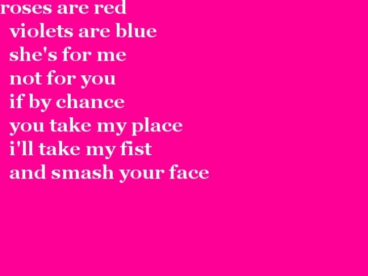 Top Rose Rhyme Poem Photo548