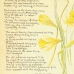 Top The Poem Of Daffodils Image593
