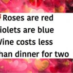 Top Violets Are Blue Roses Are Red Funny Poems Pics382